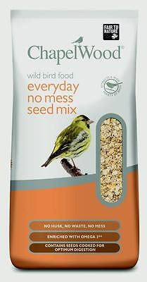 Chapelwood Everyday No Mess Seed Mix 0.9kg