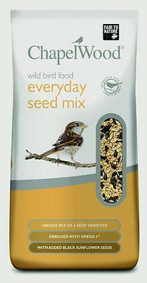 Chapelwood Everyday Seed Mix 12.75kg