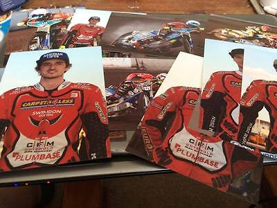 Swindon Robins---Speedway Photos From 2017 X 15----All 6X4--Portrait And Action