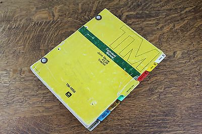 vintage dealership JOHN DEERE 4230 TRACTOR Technical Manual service repair