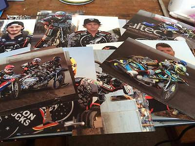 Rye House Rockets-Speedway Photos From 2017 X 22----All 6X4--Portrait And Action