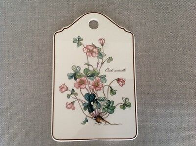 Villeroy and Boch Cheese /cracker china board