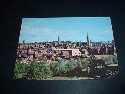 IRISH  POSTCARD GENERAL VIEW OF DROGHDA  Co LOUTH