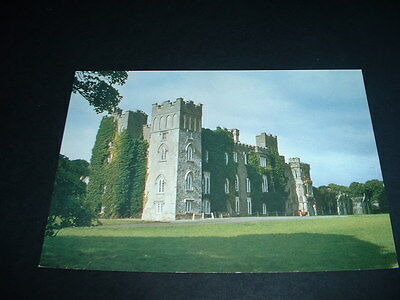 IRISH  POSTCARD DUNSANY CASTLE DATING BACK TO A.D.1200 Co  MEATH  IRELAND