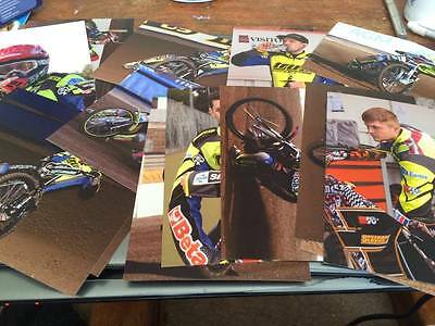 Ipswich Witches--Speedway Photos From 2017 X 20---All 6X4-Portrait And Action