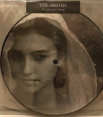 The Smiths The Queen Is Dead Picture Disc 7""