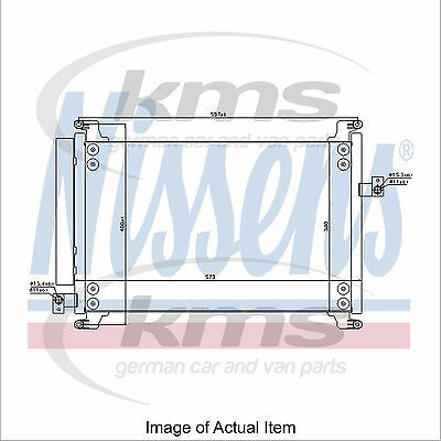 New Air Conditioning Condenser NISSENS 940310 Top Quality