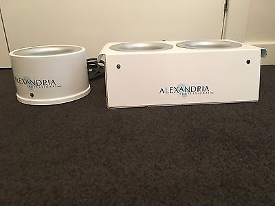 Alexandria Body Sugaring Electric Heaters Single & Double Units.