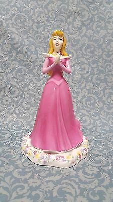 Royal Doulton Disney Princess Sleeping Beauty Aurora figurine Made In England