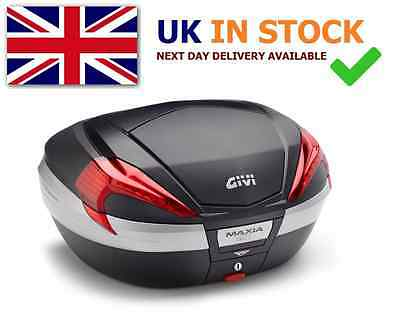 Givi V56NN monokey top box MAXIA 4 top-case 2016 UK new in STOCK topbox V 56 NN
