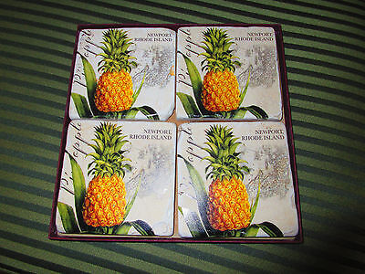 Thirstystone Newport Rhode Island Pineapple Speedcraft Tileworks