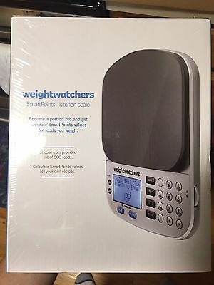 Weight Watchers Smart Points SmartPoints Food Kitchen Scale NEW