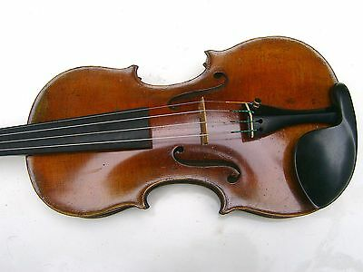 Fine old GERMAN violin labeled VENTAPANE