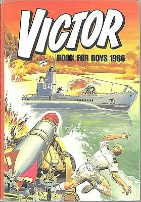 Victor Book for Boys 1986