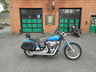 2002 Harley-Davidson Dyna  2002 HARLEY DAVIDSON FXDL LOW RIDER  88 CU TWIN CAM   NICE FACTORY PAINT  EXTRAS