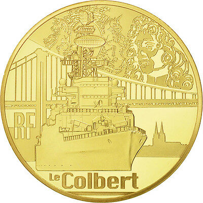 [#465545] France, 50 Euro, Colbert, 2015, MS(65-70), Gold