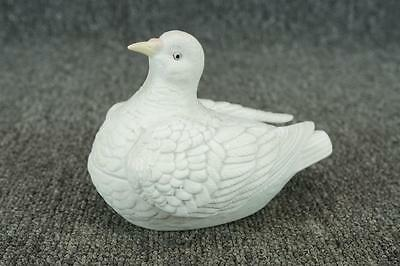 Vintage Andrea By Sadek Ceramic Swan Covered Trinket Bowl