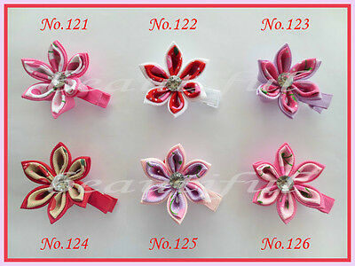"""60 BLESSING Good Latest Vogue Various Style 4-4.5/"""" Silk C Flower 95 No."""