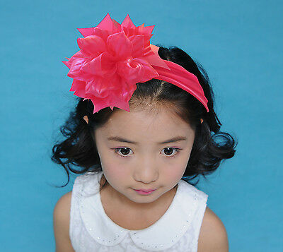"""20 BLESSING Good Girl Boutique 3.5/"""" Rainbow  Wendy Hair Bows Clip Accessories"""