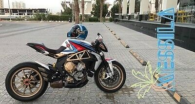 2015 MV Agusta Dragster  Mvagusta  dragster 800 Martini racing  one of one