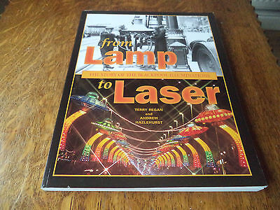 From Lamp To Laser  Story Of Blackpool Illuminations