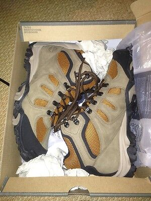 Mens Timberland Hiking Boots - Brand New