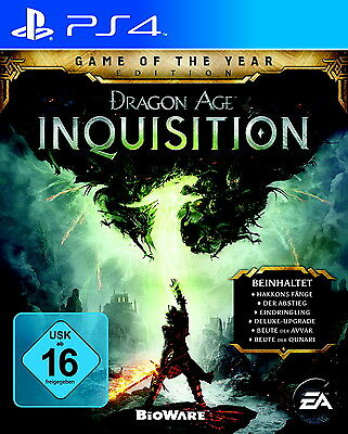 Dragon Age: Inquisition -- Game Of The Year Edition (Sony PlayStation 4)