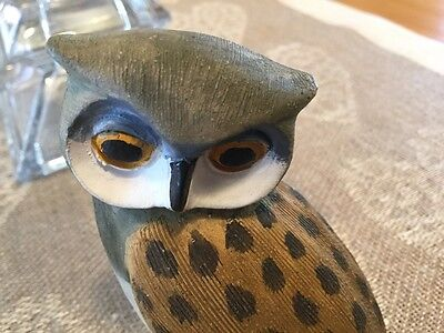 OWL figurine, Made in Finland