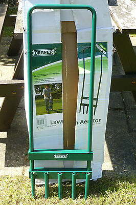 Draper Lawn Aerator - very good condition