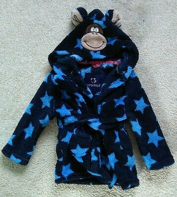 dressing gown, age 6-12 months