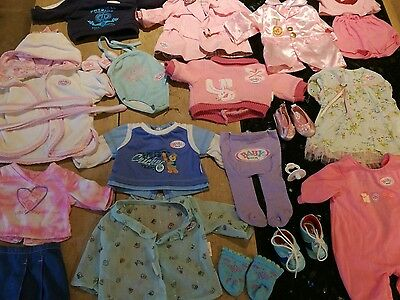 dolls bundle clothes accessories baby born zapf creations outfit shoes dummy