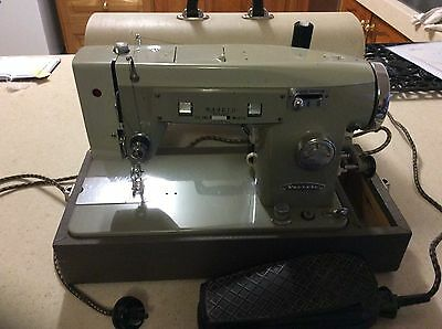 sewing machine, Vactric for parts