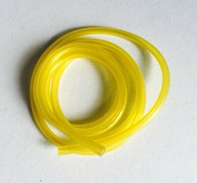 HPI BAJA Fuel Output Line In Yellow 1m For All Baja HPI KM And Rovan Buggy