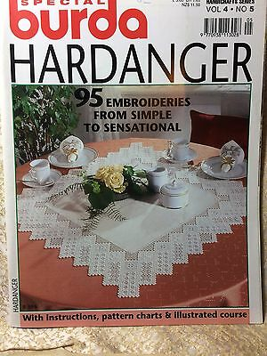 Burda Special:   Hardanger - 95 Embroideries from Simple to Sensational