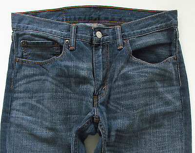 Levis 559 Jeans W31 L32 Straight Fit GRADE A