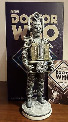 Harrop Dr Who Monochrome Cyberman The Tenth Planet Limited Edition WHO20M
