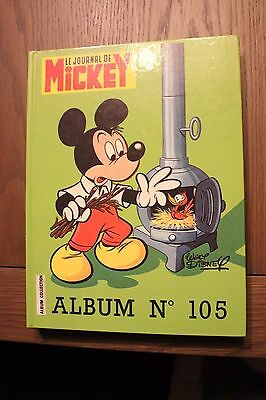 Album n°105 journal de Mickey