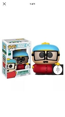 Funko Pop TV: South Park Eric Cartman Little Piggy Glasses Vinyl Figure Toy New