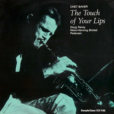 Chet Baker SCS 1122 The Touch Of Your Lips LP VINILE  180g limited editions