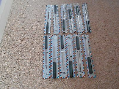 Job lot of 12 new letter openers