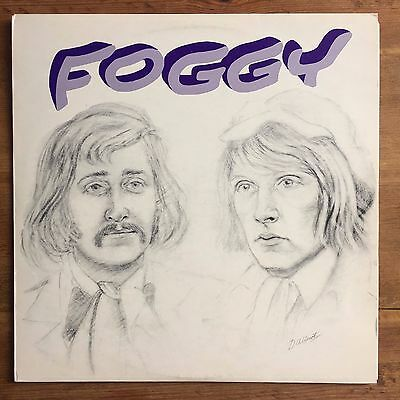 Foggy ‎– Simple Gifts (York Records, UK, 1972) Original Acid / Folk / Psych LP