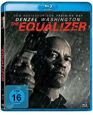 The Equalizer Blu-ray NEU OVP Denzel Washington (1 Disc)