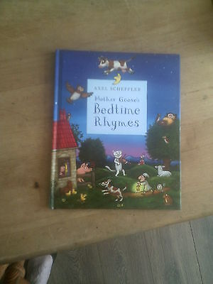 Axel Scheffler Mother Goose's Bedtime Rhymes