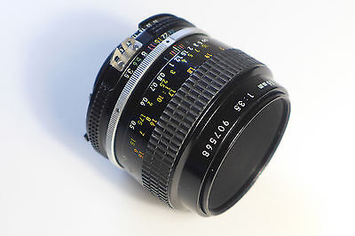 Objectif micro-Nikkor 55mm f3.5