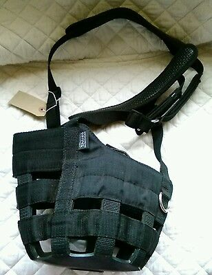 Shires full size grazing muzzle/guard new