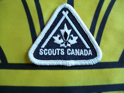 Canadian Scout badge/patch Scouts Canada