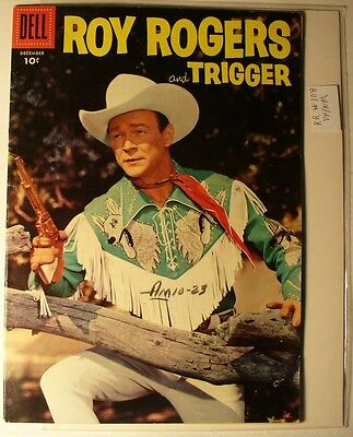 Roy Rogers Comics Western Golden Age #108 VF/NM
