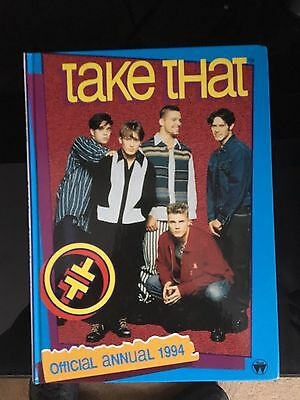 Take That The Official Annual