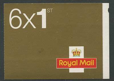 Great Britain 2002 £1.62 Walsall booklet SG# MB4 NH