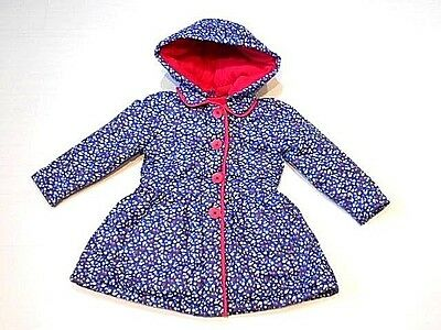 Stunning Girls Padded Coat Age 3-4 Years